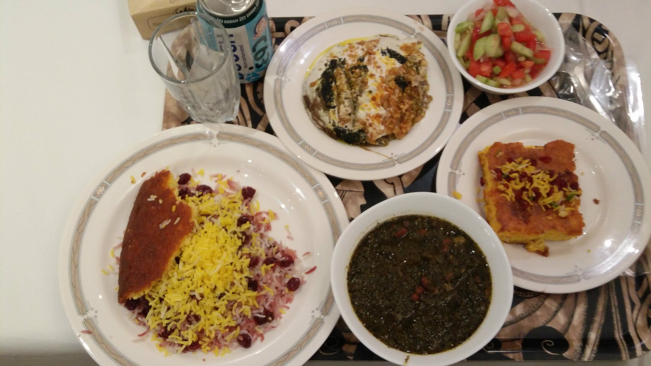 Hani restaurant, Tehran