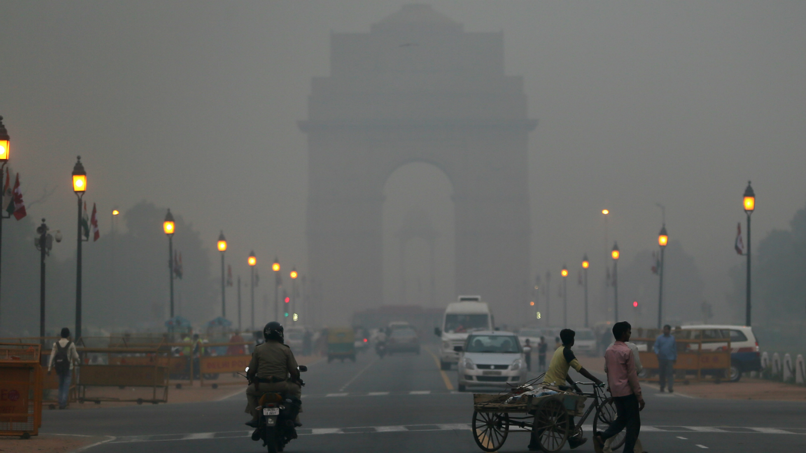 India-pollution-cars