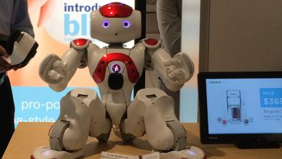 Why discount retailer Kohl's is experimenting with robots