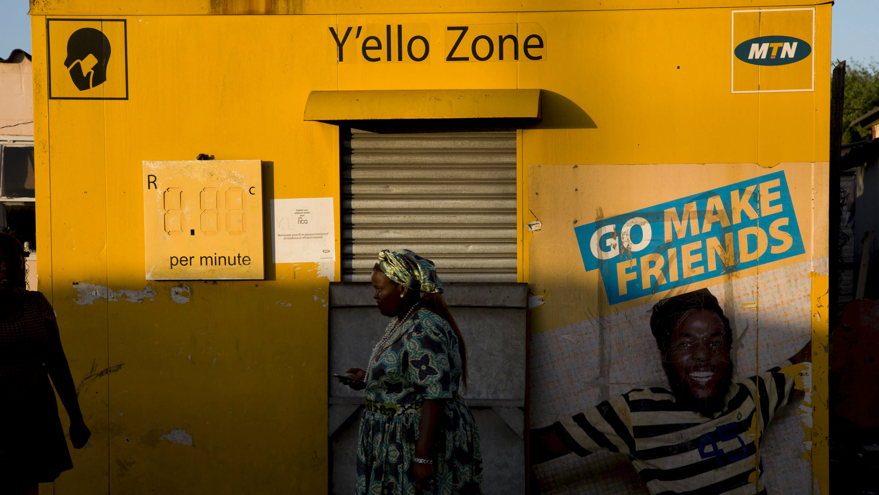 MTN's troubles might finally be over.