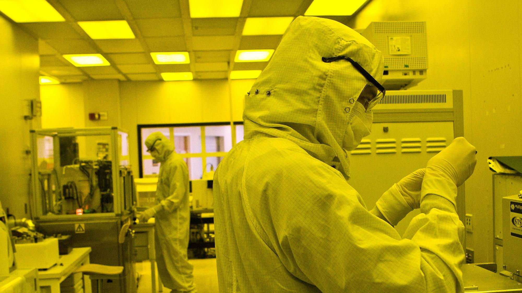 nanotechnology lab