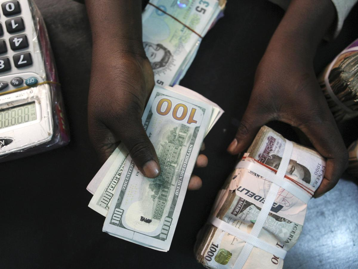 A (not so) brief history of the fall and fall of the Nigerian naira —  Quartz Africa