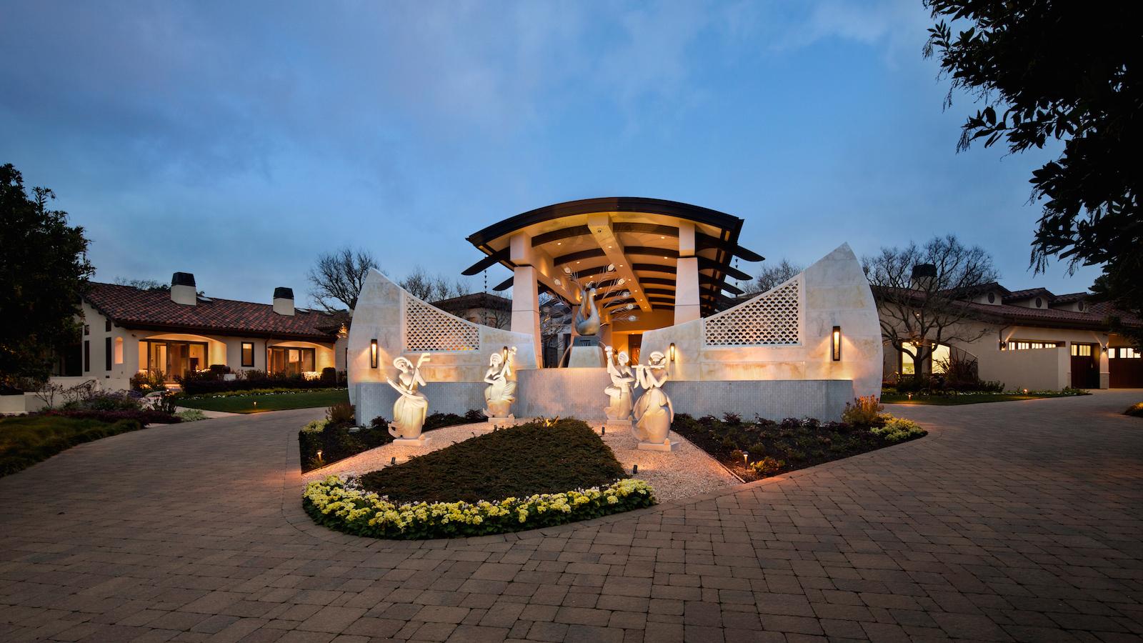 Kumar Malavalli is seeking $88 million for his Los Altos Hills, California estate.