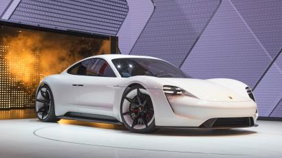 Porsche Is Going After Tesla With An Electric Sports Car That Will Get To 100 Km H In 3 5 Seconds