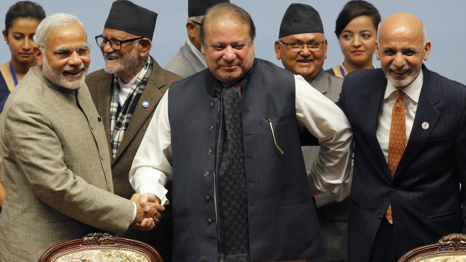 India-Pakistan-Afghanistan-India Pakistan Talks-Modi