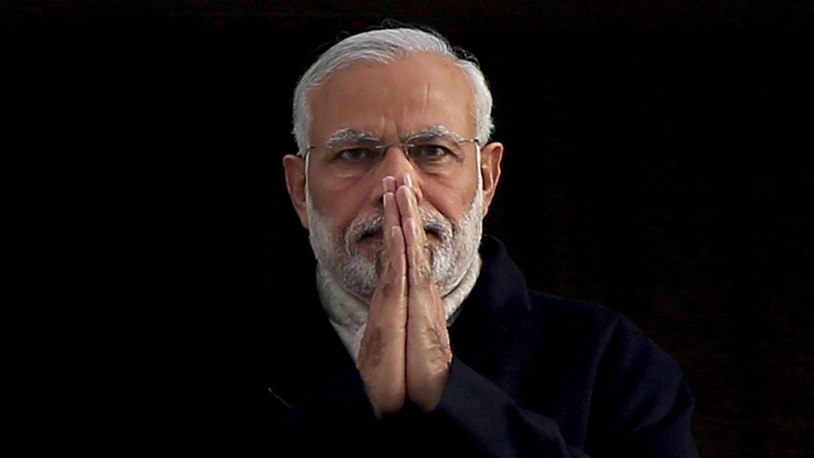 Narendra Modi-Kejriwal-CBI raid-Coward-AAP-BJP