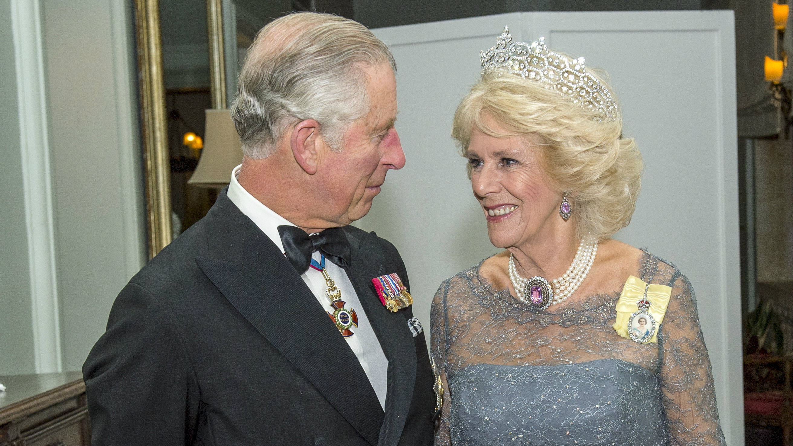 Prince Charles and Camilla waited a long time to get back together.