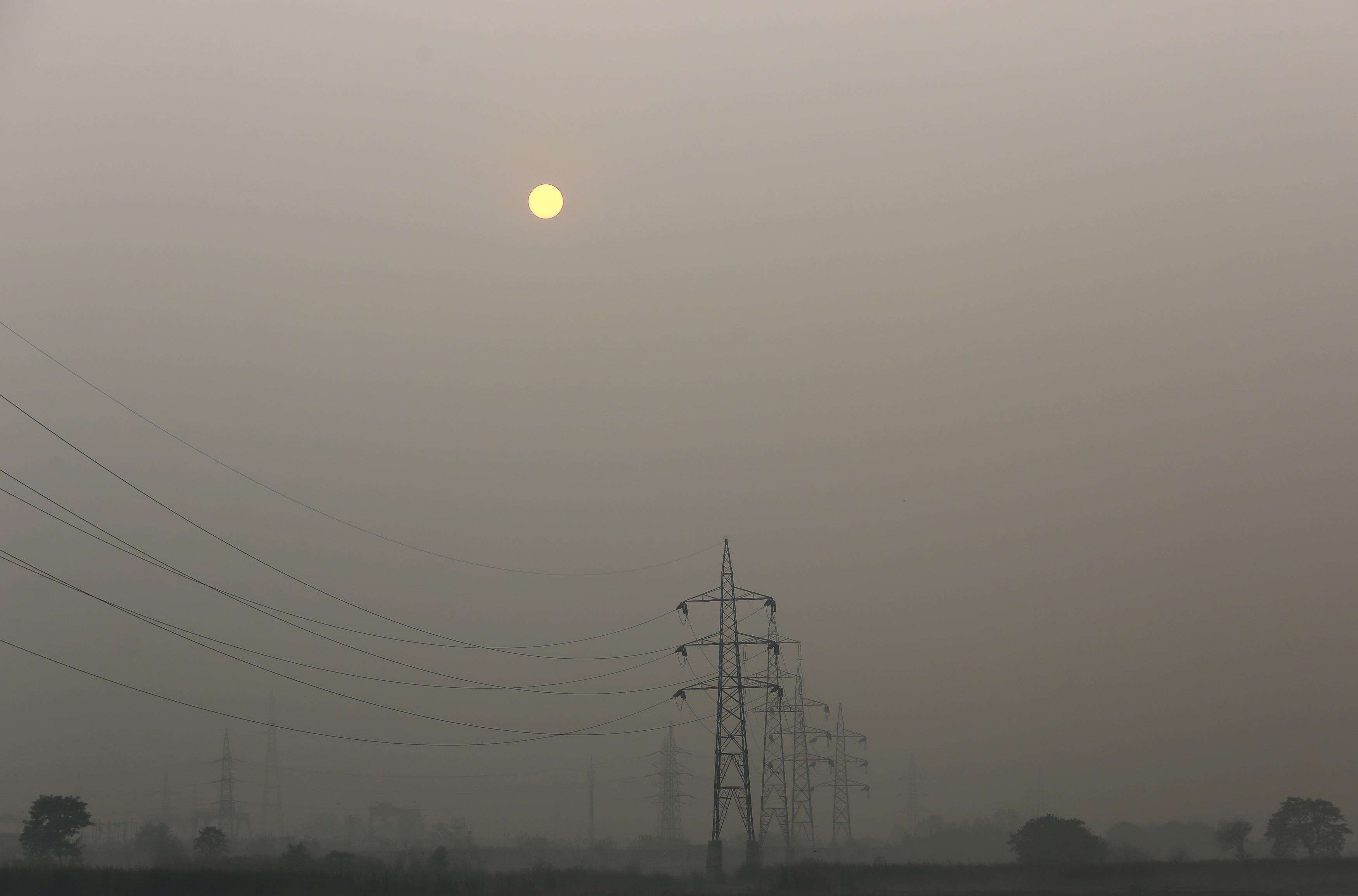 Air Pollution-New Delhi-Smog-Narendra Modi-Paris talks