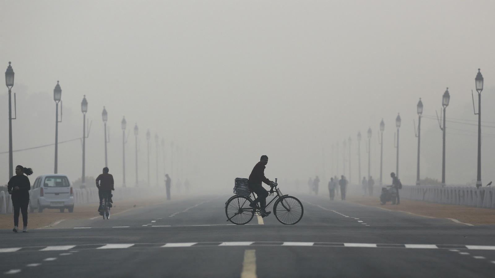 Smog-Delhi-Air pollution-Paris-Narendra Modi
