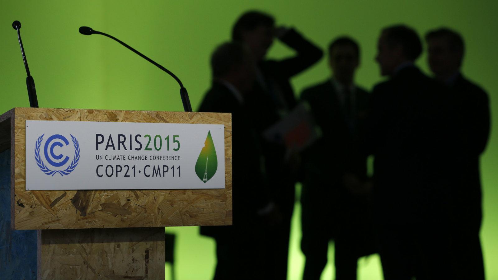 COP21, PARIS CLIMATE CONFERENCE