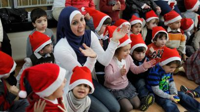 Muslims Celebrate Christmas.Why More American Muslims Are Celebrating Christmas This