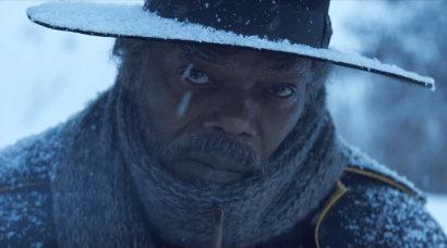"""The Hateful Eight"""" offers a bleak but nuanced view of racism"""