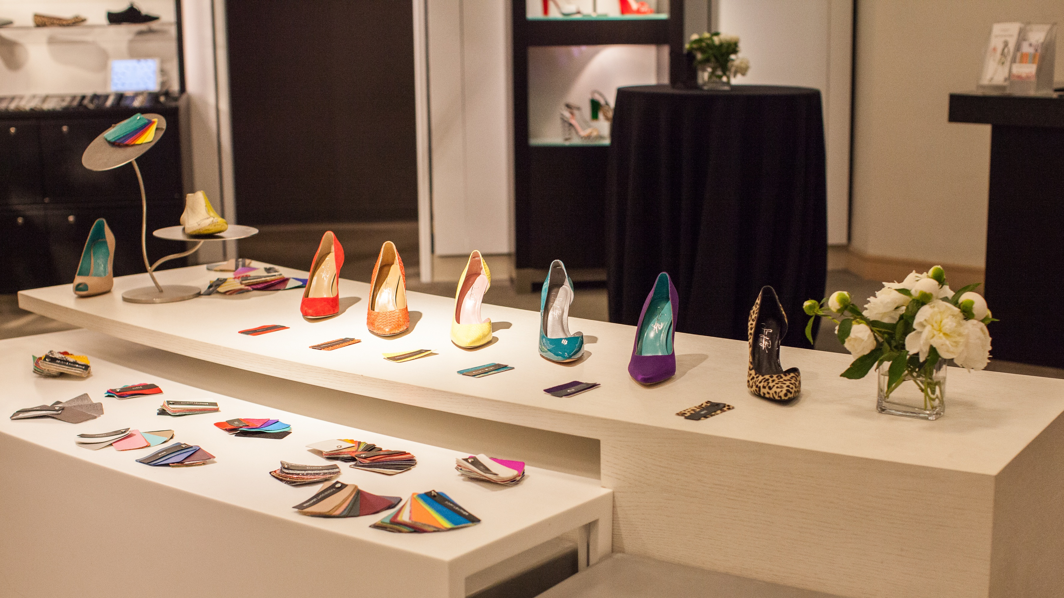 3cc9e8064f1 Nordstrom wants women to custom-design their perfect shoes — Quartz