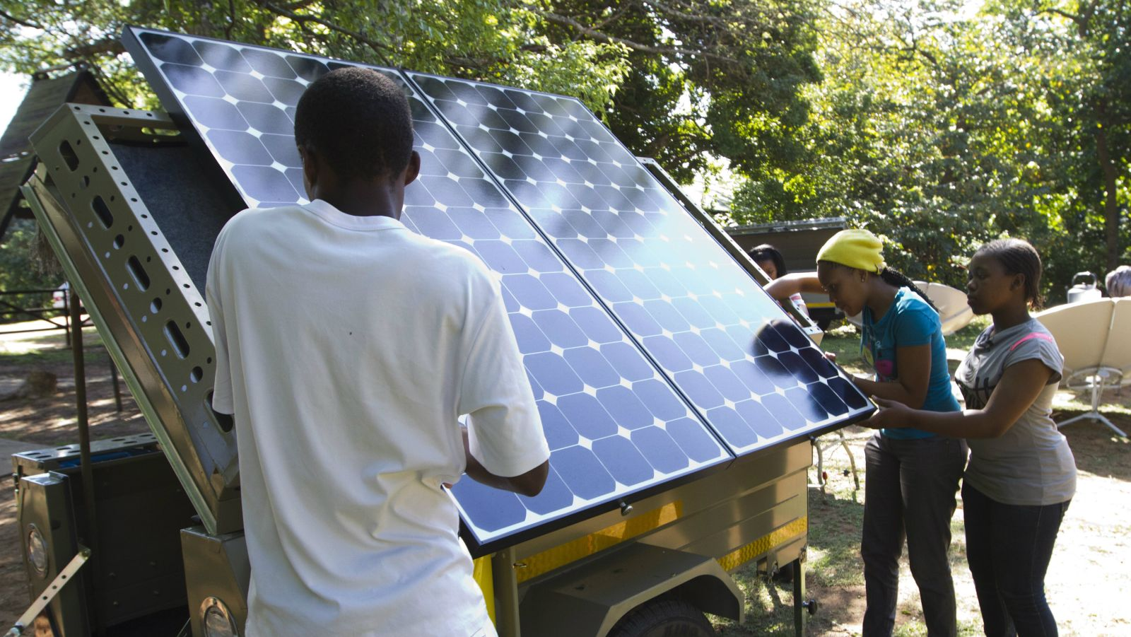 Nigeria Is Betting On Solar Power To Reach A Million Homes