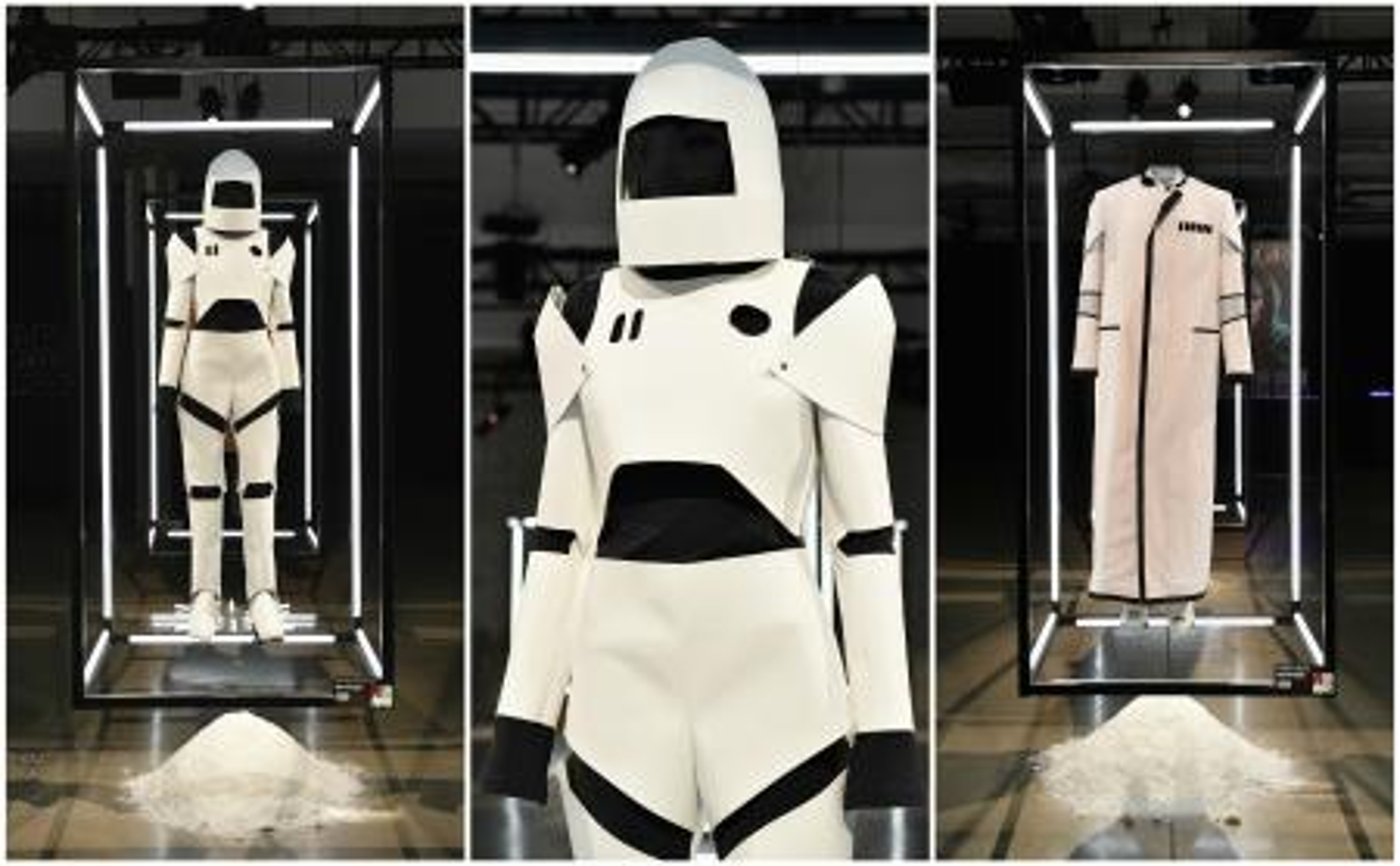 Stormtrooper looks