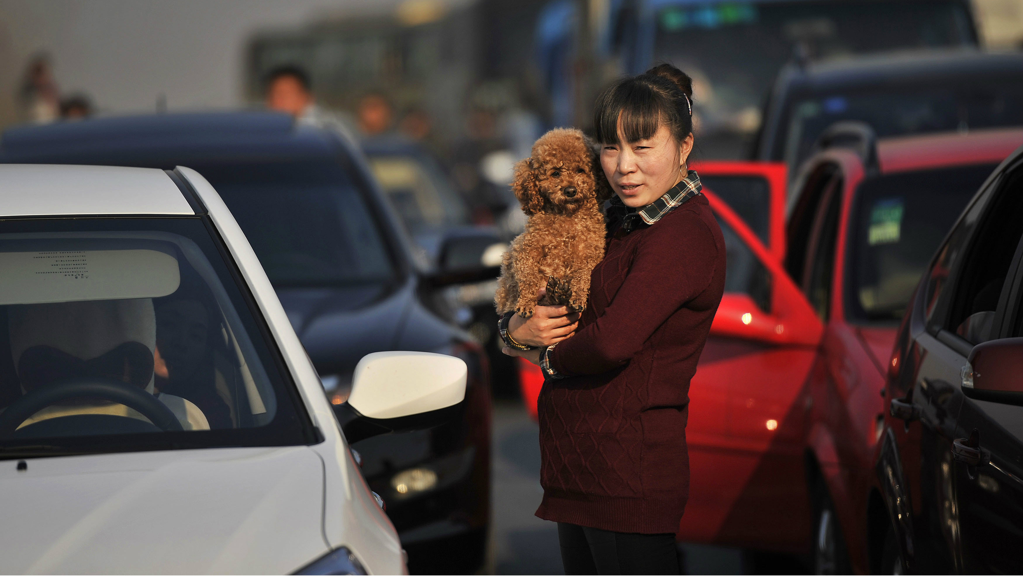 Uber continues to get cuddly with the Chinese state.