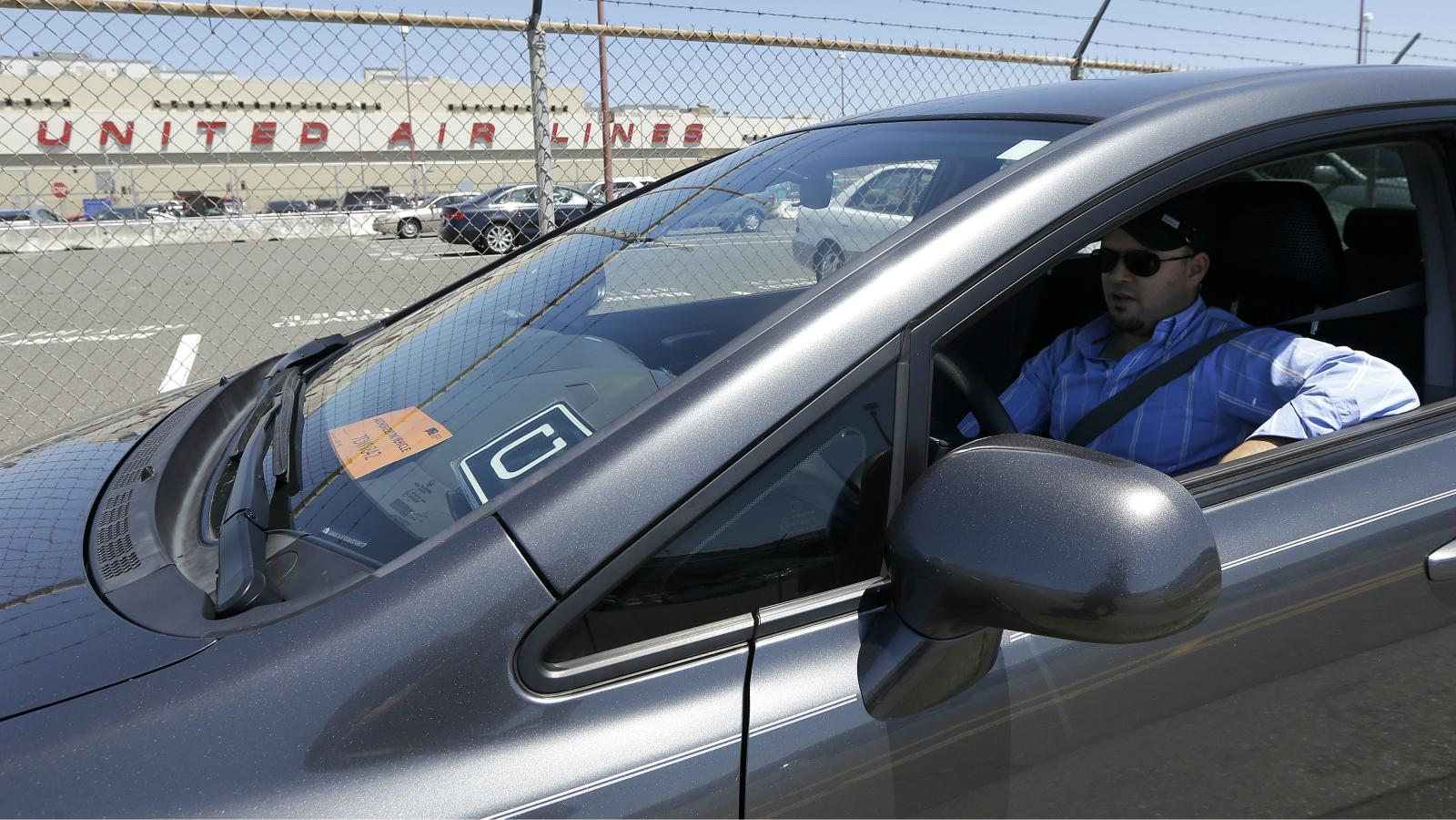 Uber's new car-rental program with Enterprise doesn't make