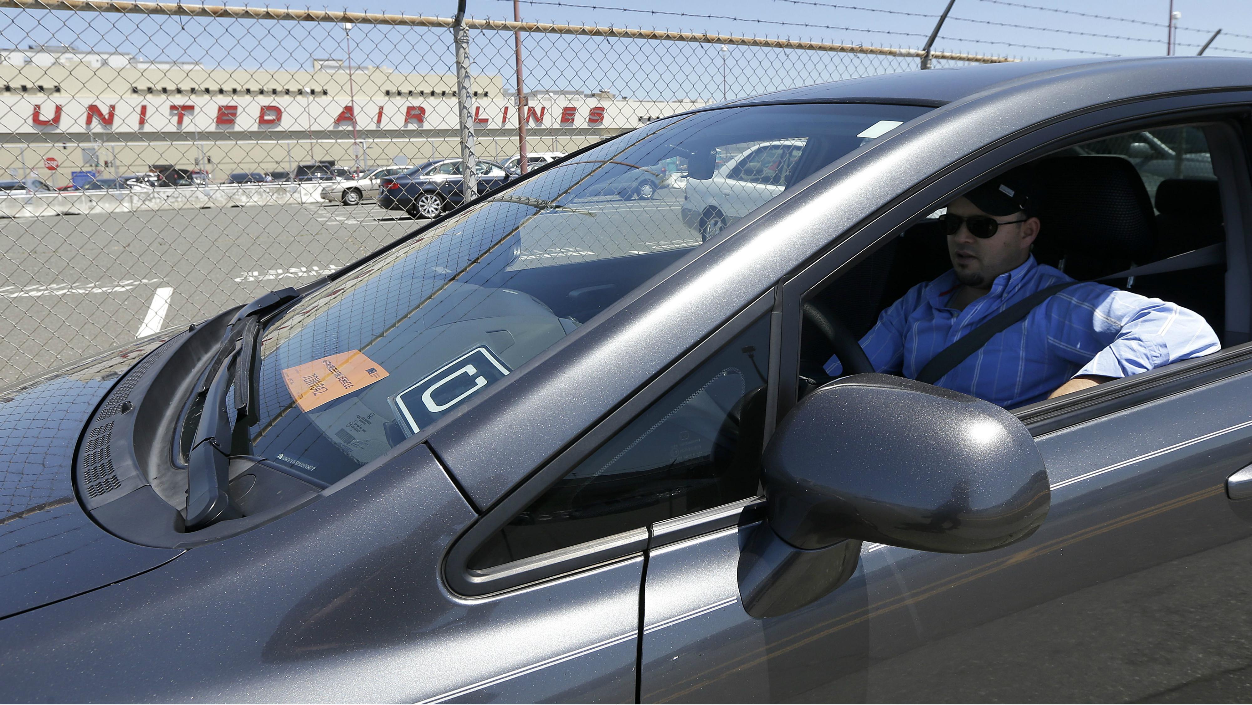 Uber s new car rental program with Enterprise doesn t make much