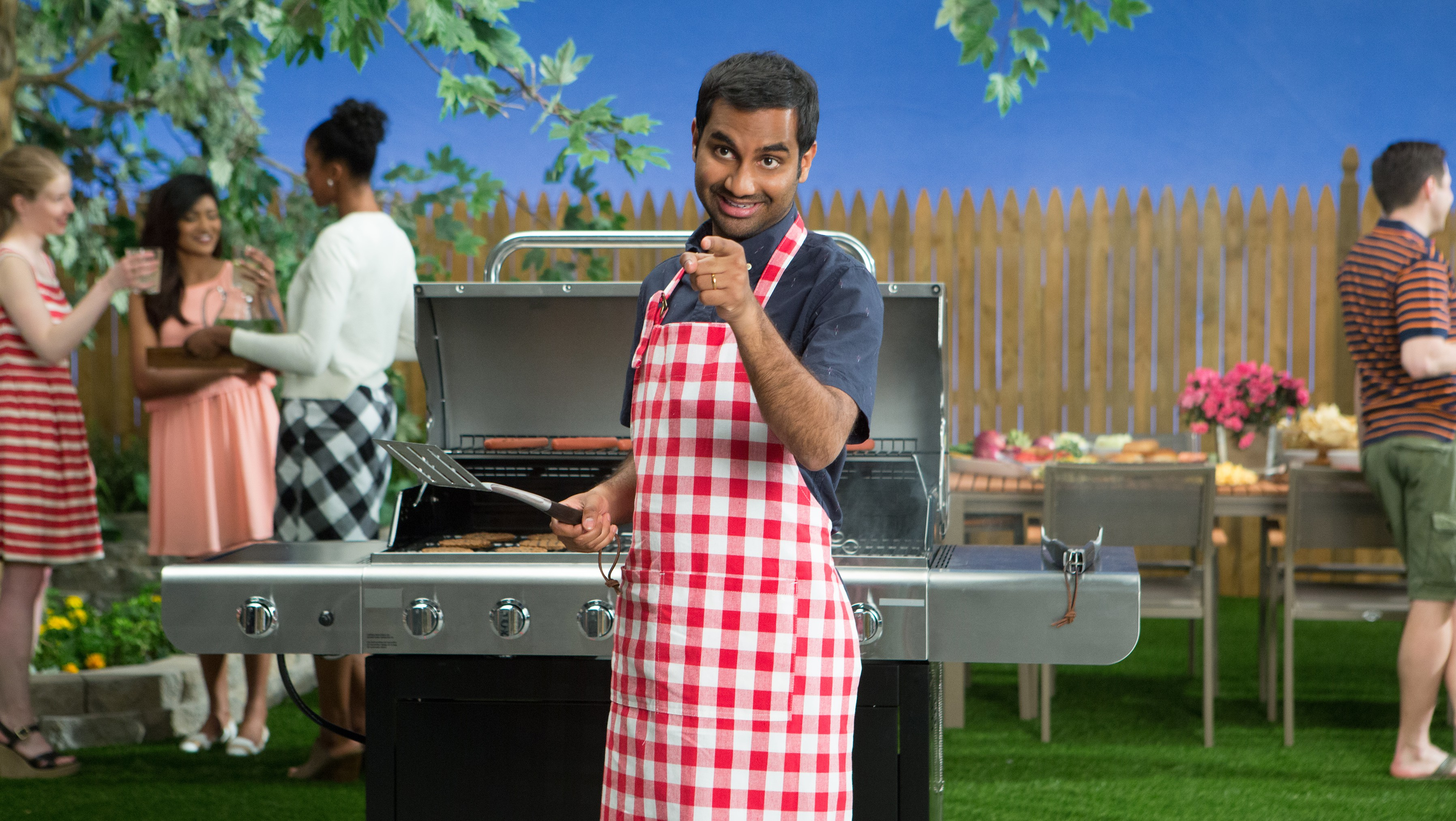 Aziz Ansari Master of None Netflix