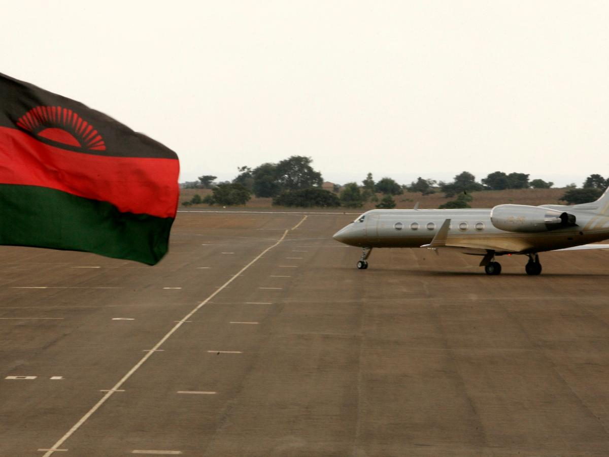 """timeless design 44020 e29d7 Malawian pastor defends buying a third private jet by saying, """"I am what  God says.. I was born a winner"""" — Quartz Africa"""