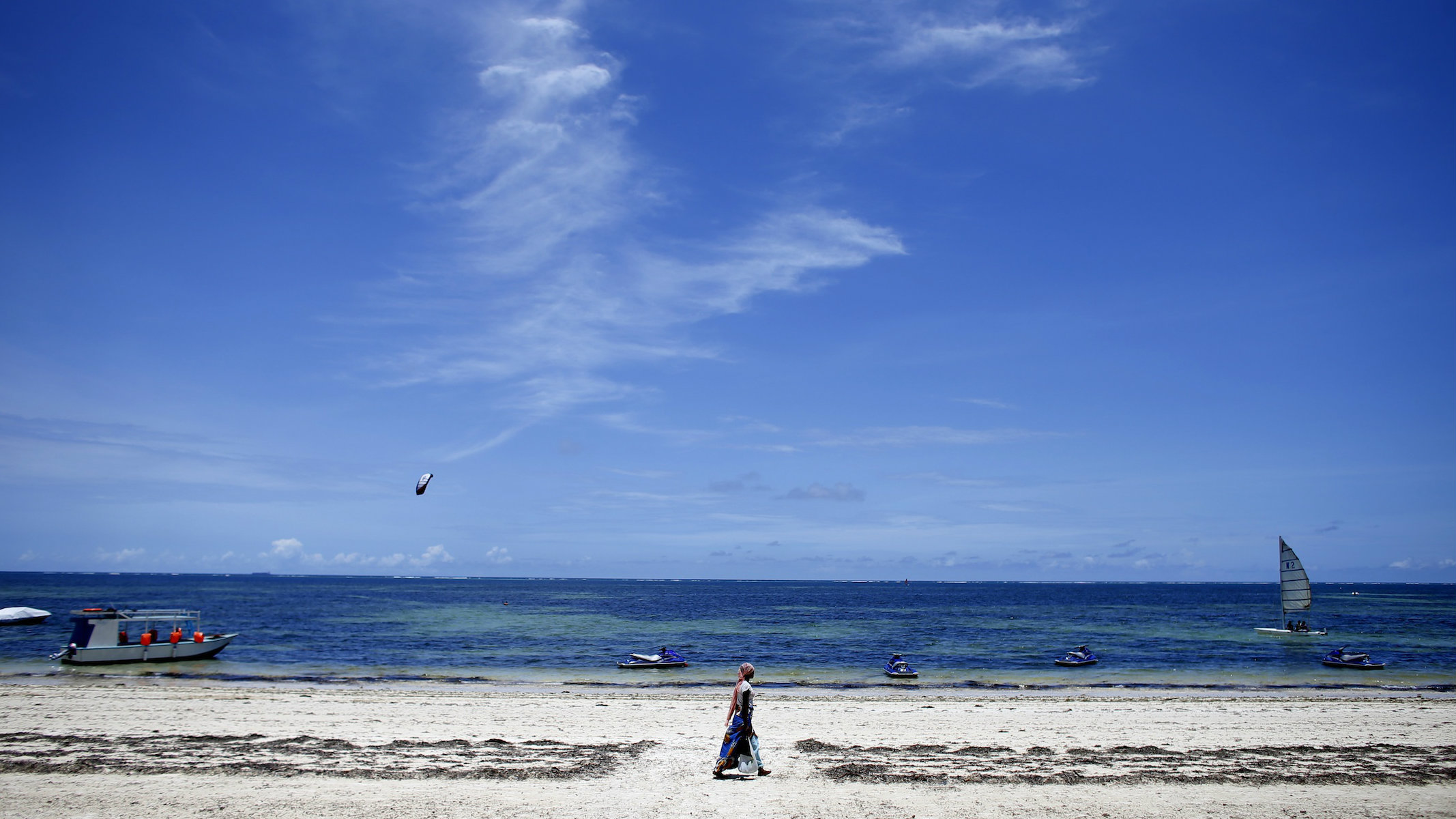 Kenya's middle class could help rejuvenate the country's ailing tourism sector.