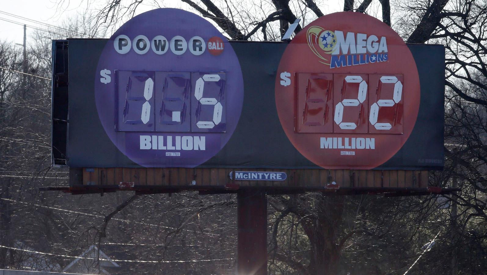 These are the Powerball winning lottery numbers for Jan  13