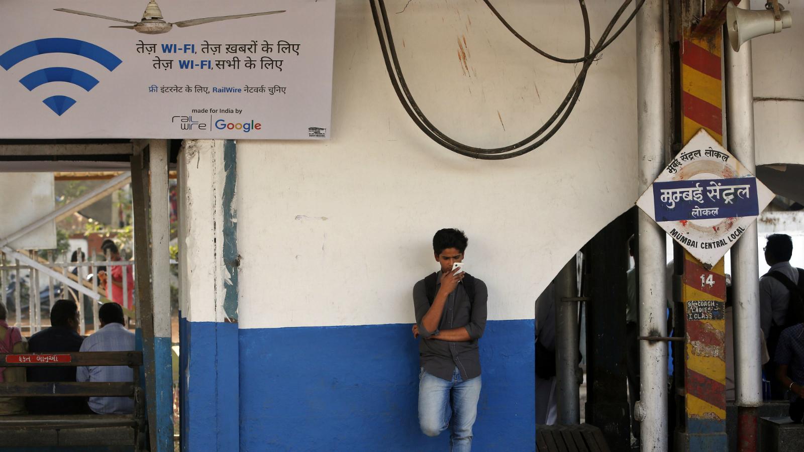 Wi-Fi- Railways-Indian railways-internet