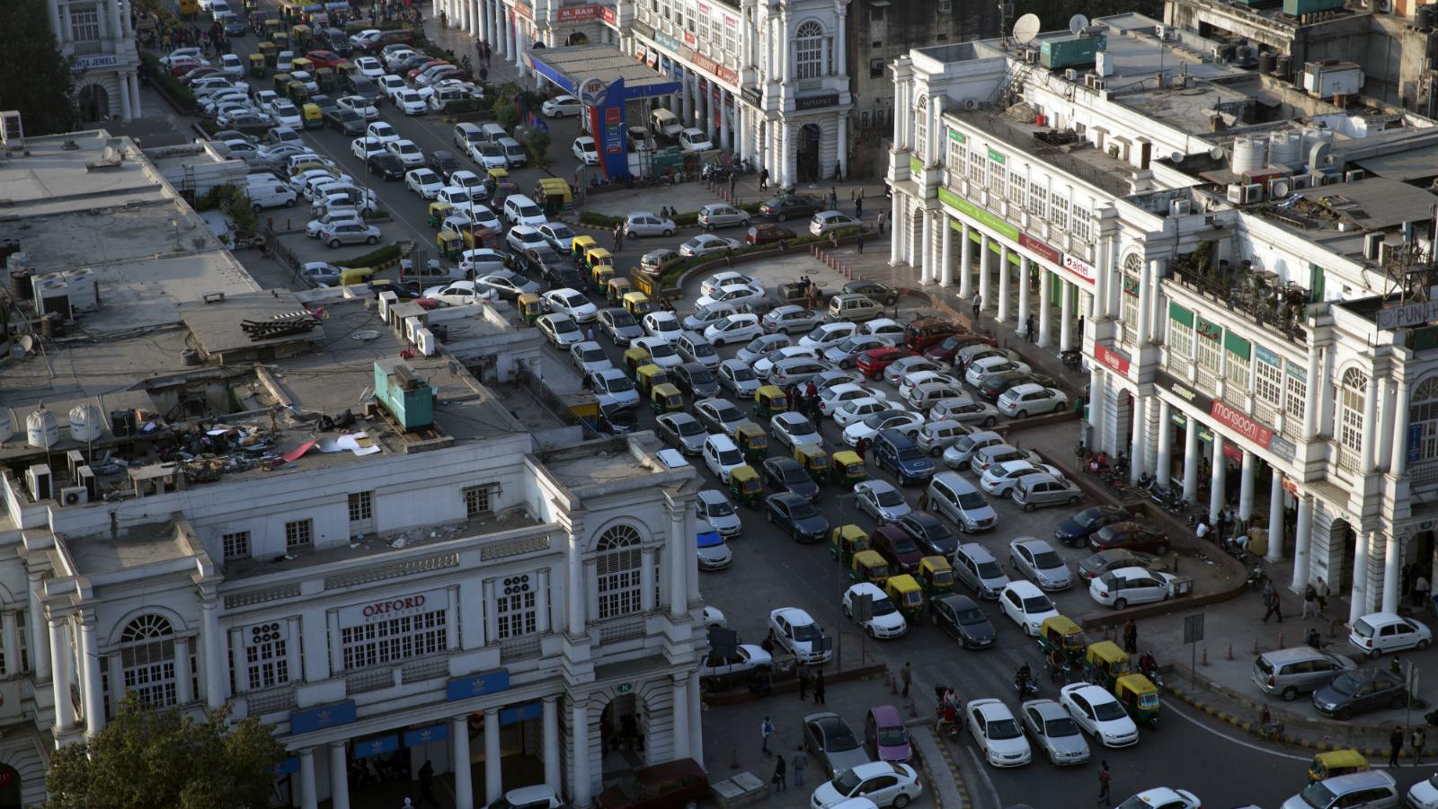Delhi-Traffic-odd-even