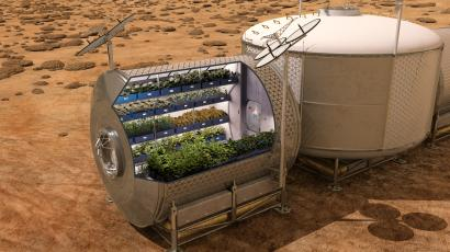 How do astronauts grow plants in space? — Quartz