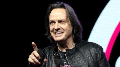T Mobile Ceo John Legere Defends His Streaming Plan Against