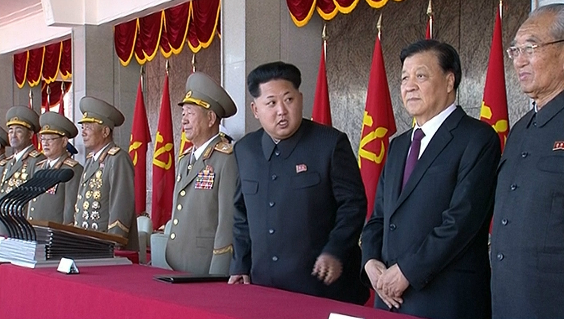 North Korea tested a nuclear bomb on China's doorstep, and