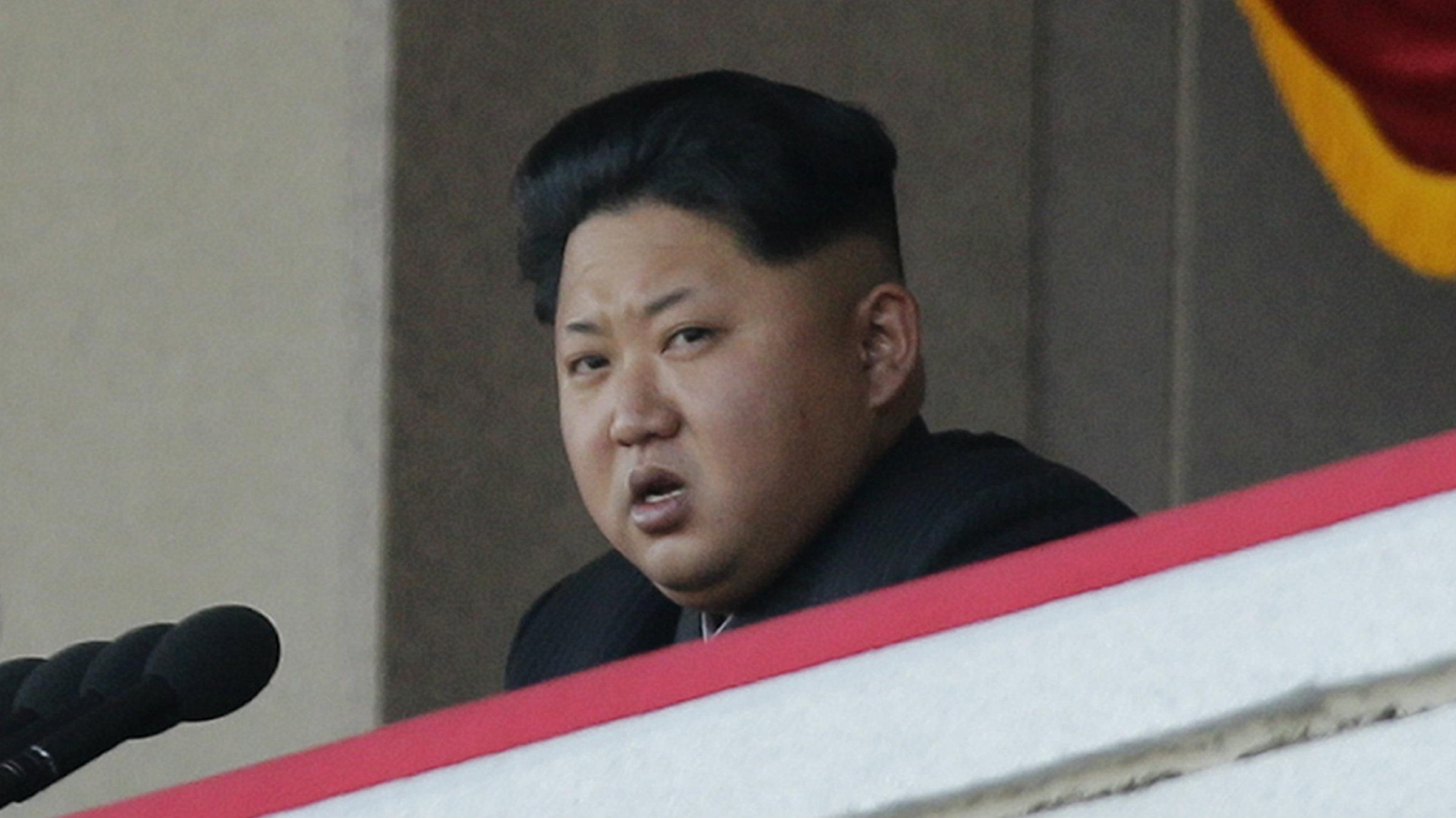 KIM Jong UN Oct 2015