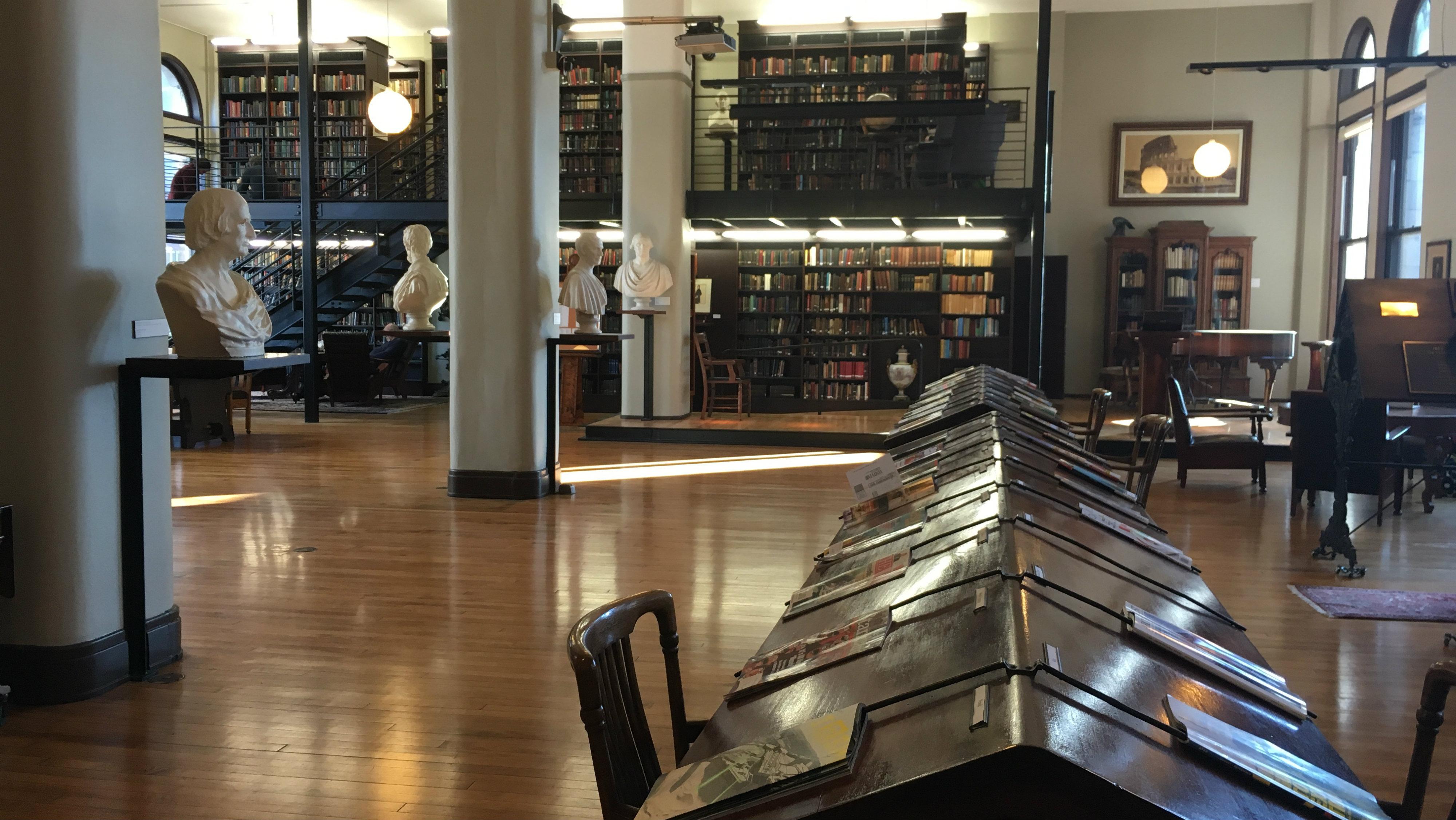 merchantile-library
