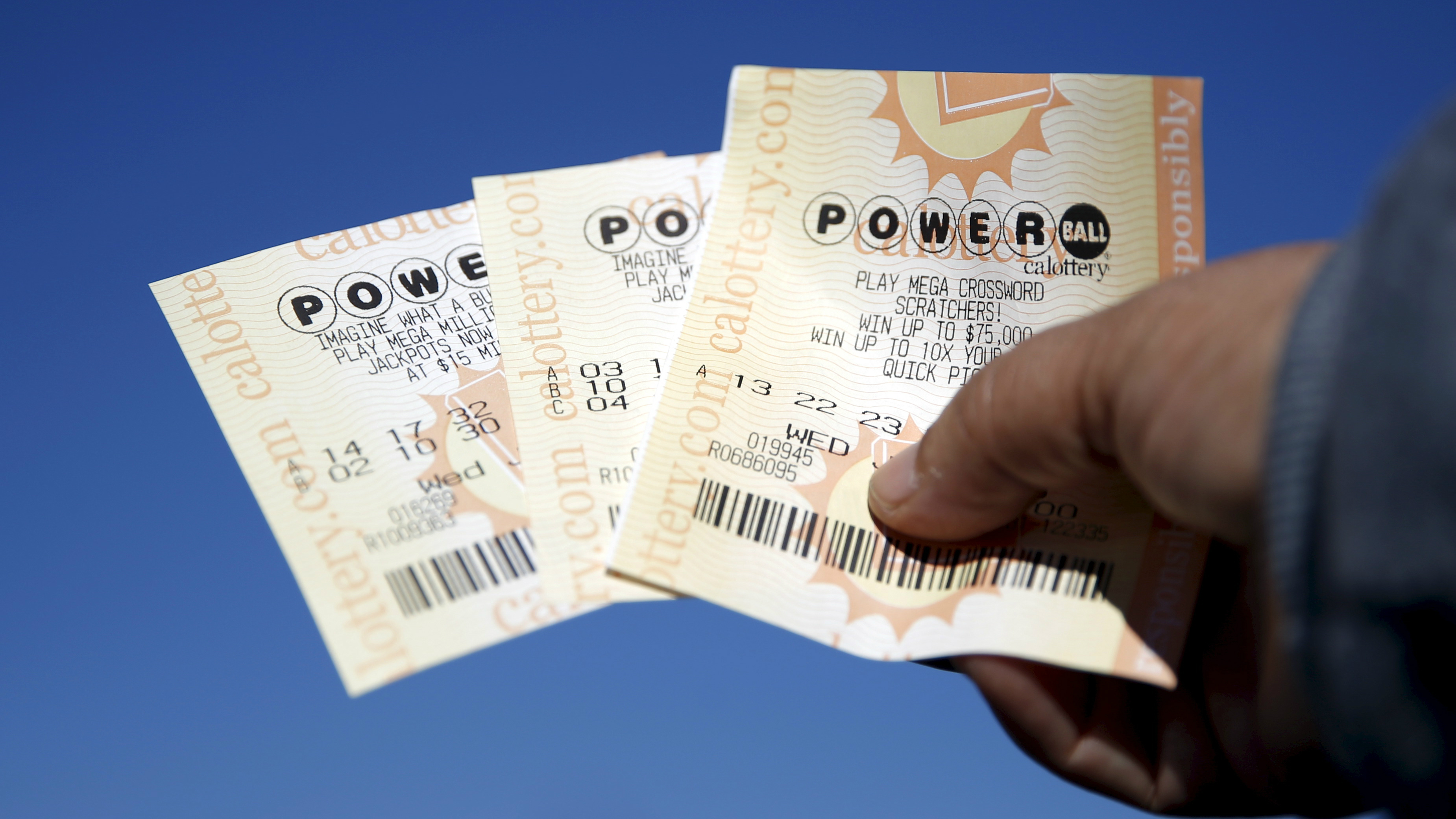 powerball lucy nicholson reuters