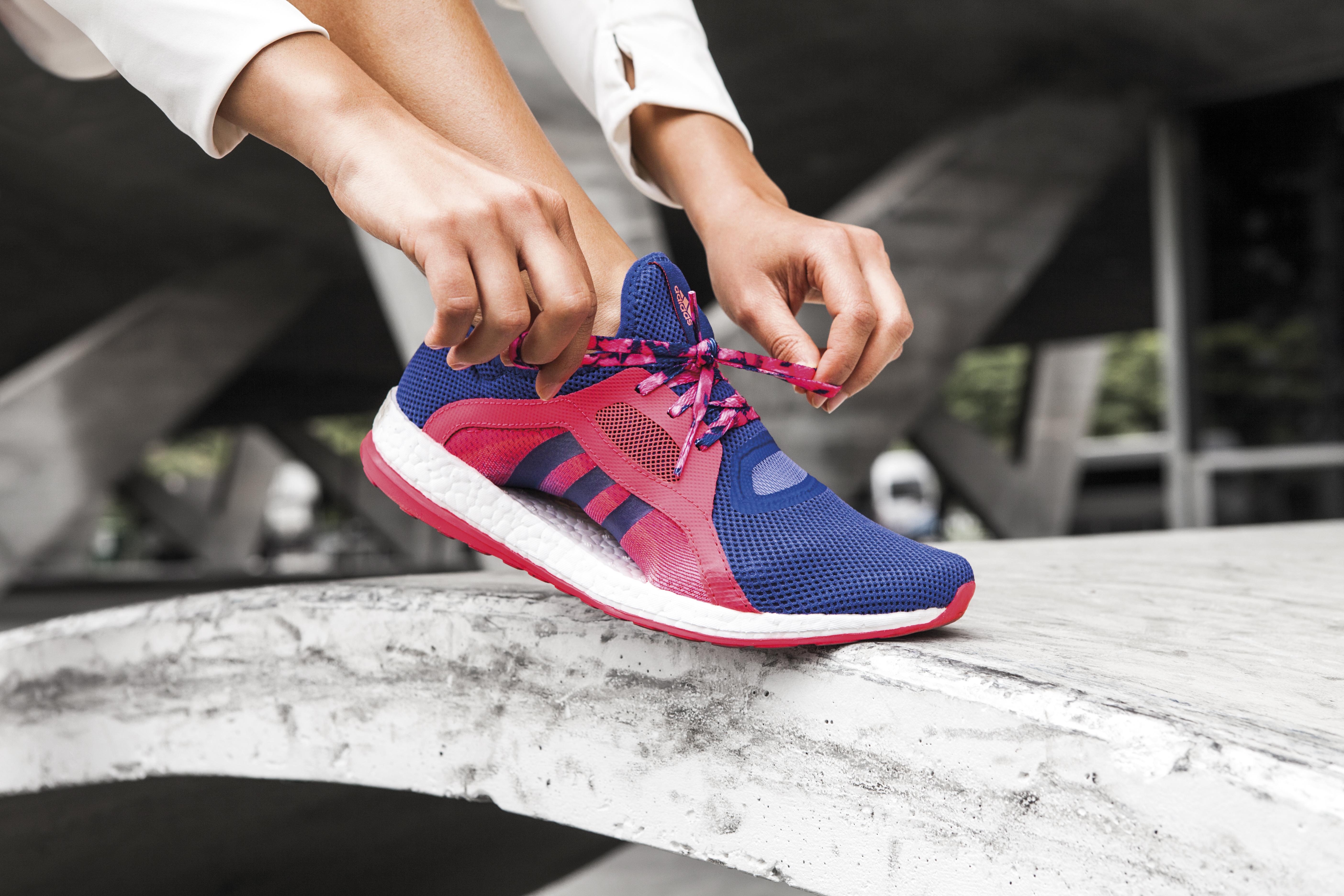 Adidas' PureBOOST X