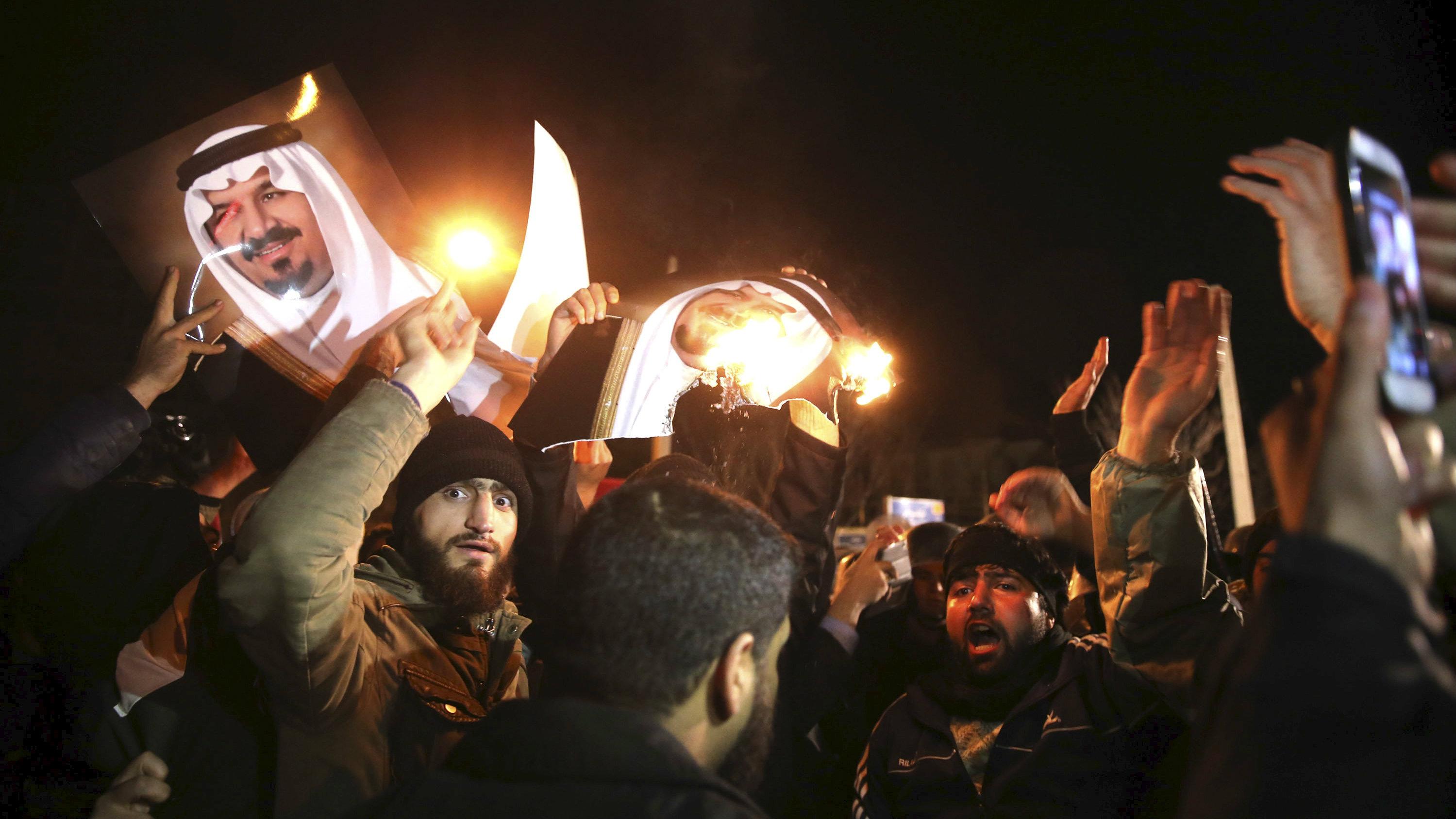 How the Shia-Sunni split in 632AD led to Iran and Saudi Arabia's