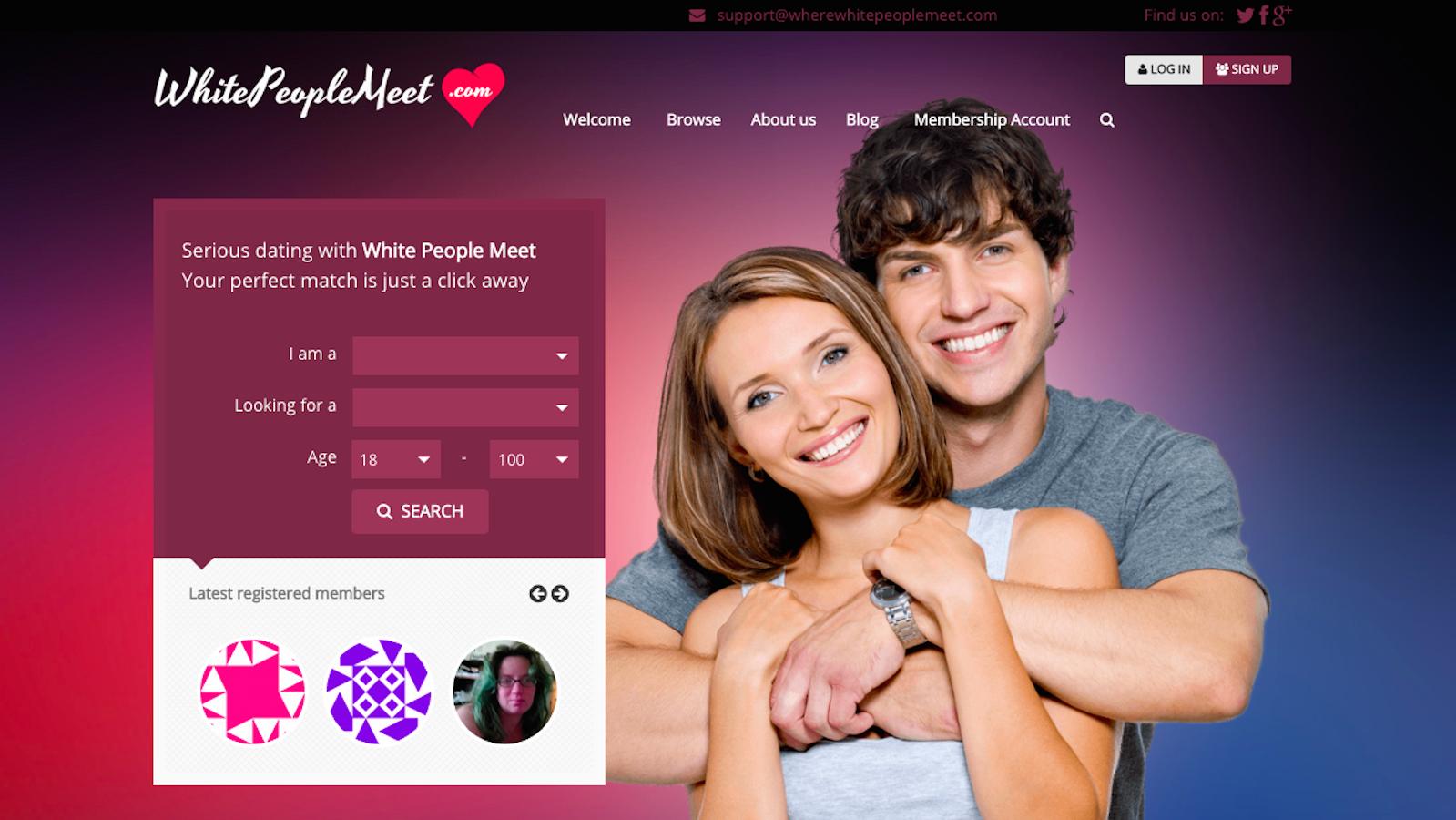 White Gardin Dating Site)