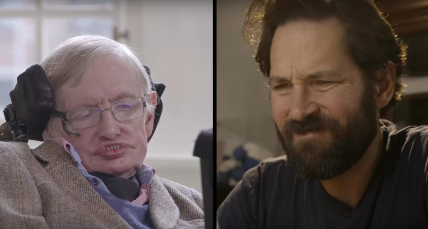 Paul Rudd Stephen Hawking quantum chess