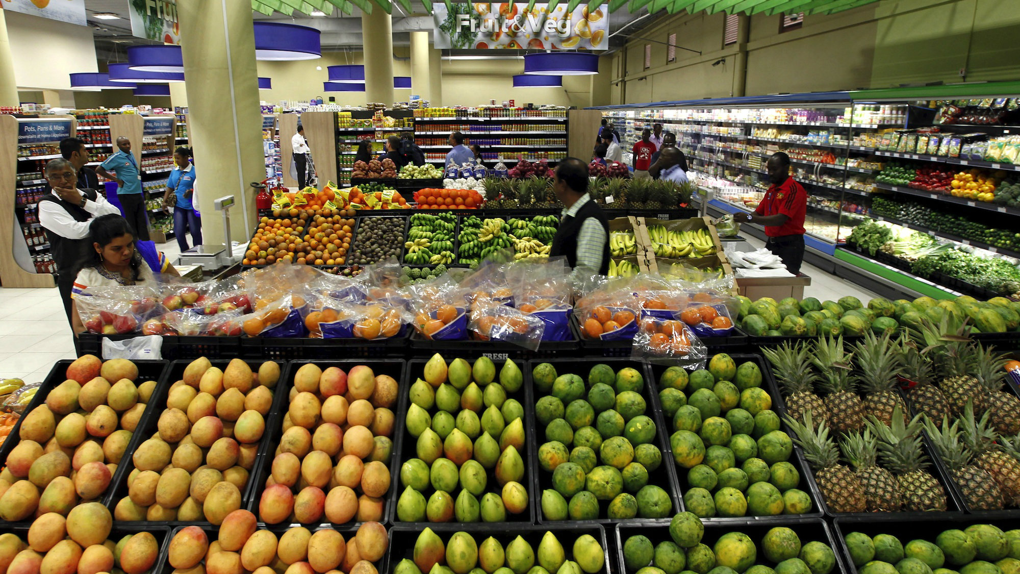 A report says that produce and meat in Nairobi are laced with toxins.