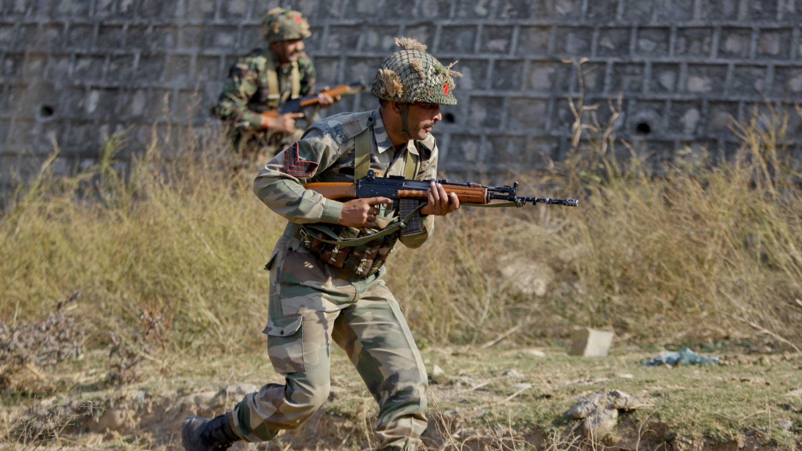 India-Pakistan-Terror