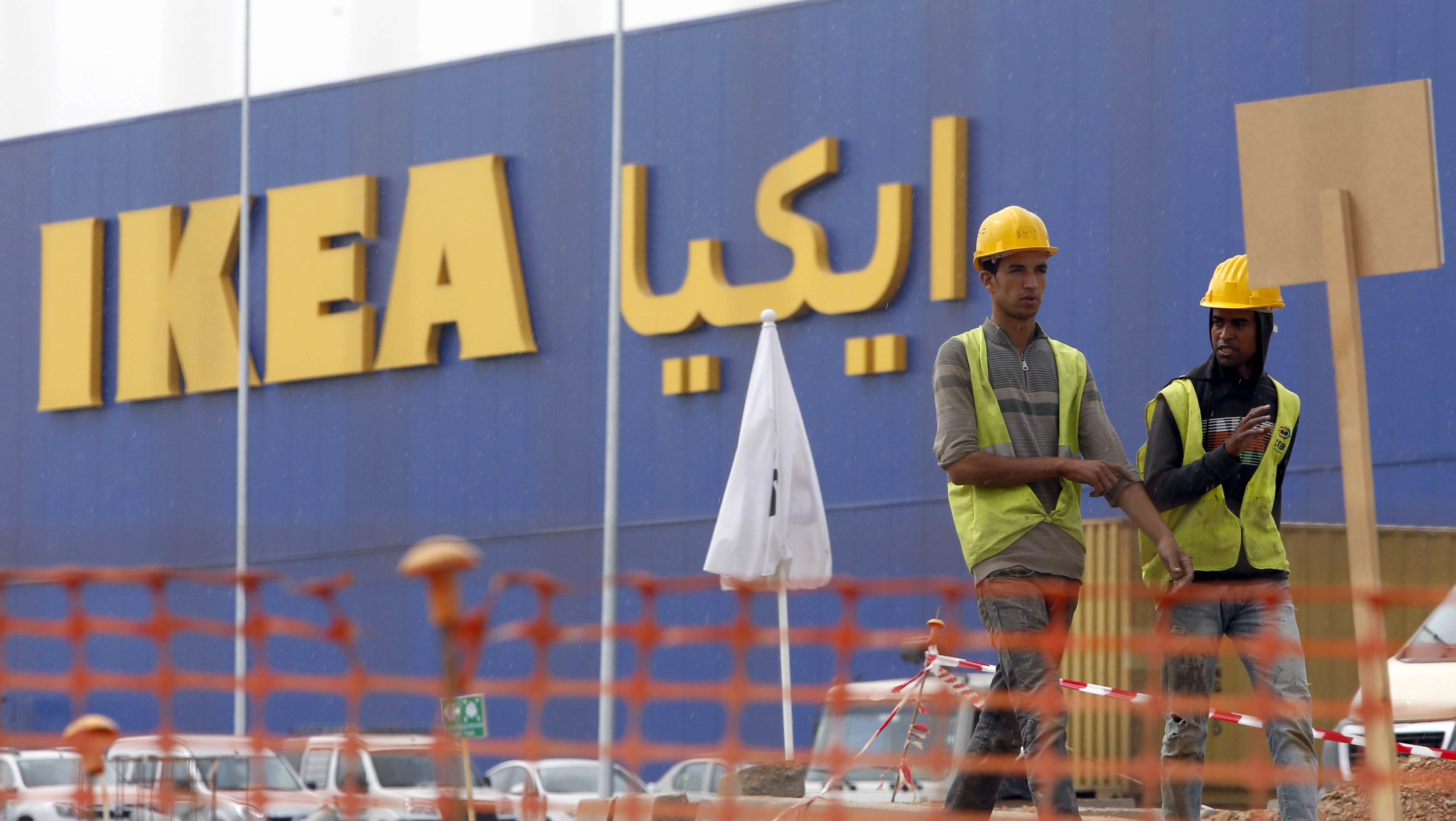 Ikea will open in morocco after sweden backed down on a western