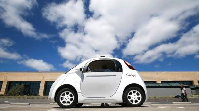 The Us Government Now Considers Google S Self Driving Cars To Be Legal Drivers