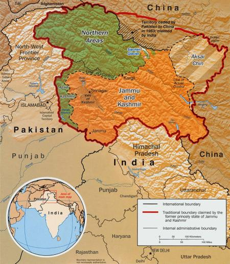 India-Jammu & Kashmir
