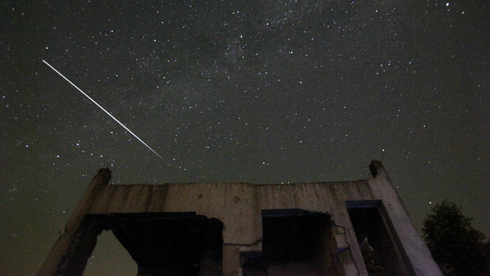 India-meteor-shower