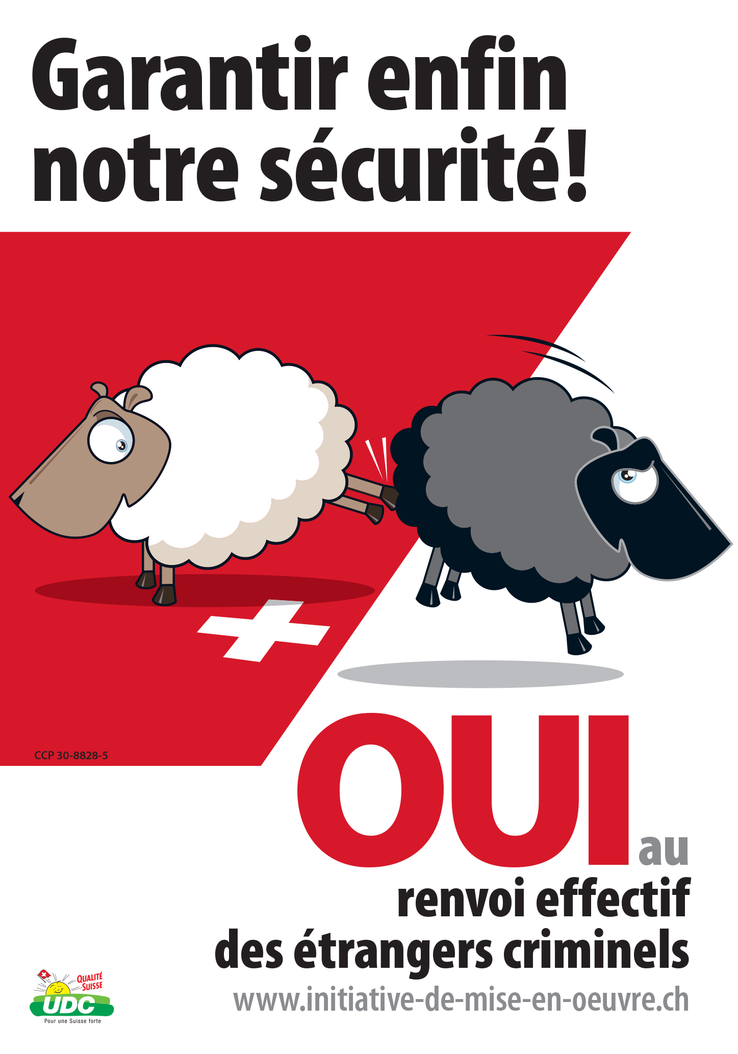 Switzerland's largest political party insists on depicting ...