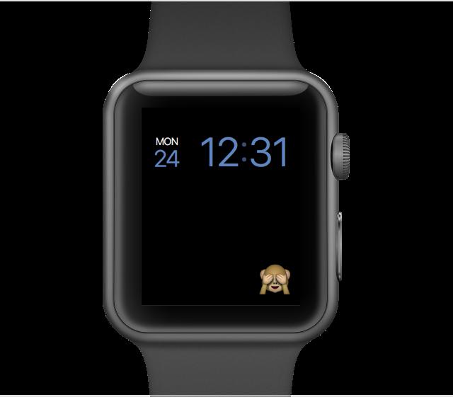 Quartz-App-Watch-Complication