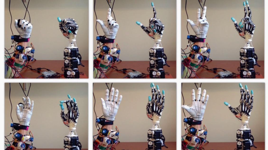 robot hand