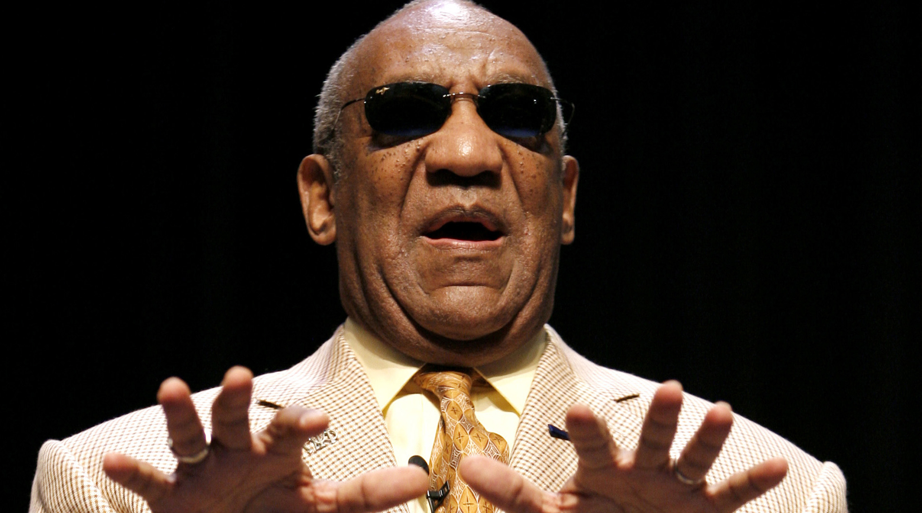 Actor, comedian and author Cosby speaks at the Children's Defense Fund's National Summit at Howard University in Washington
