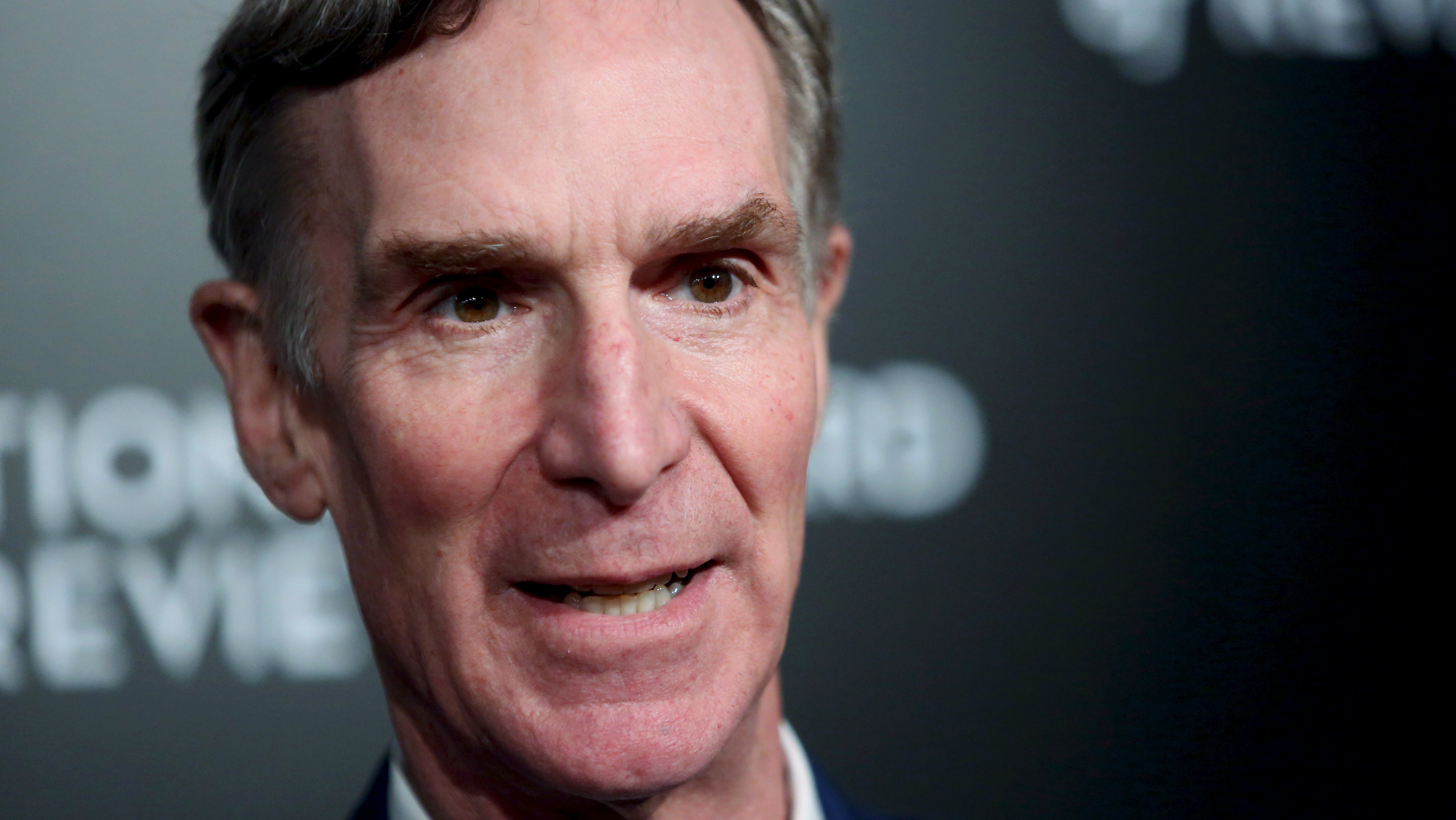 Bill Nye attends The National Board of Review Gala, held to honor the 2015 award winners, in the Manhattan borough of New York January 5, 2016.