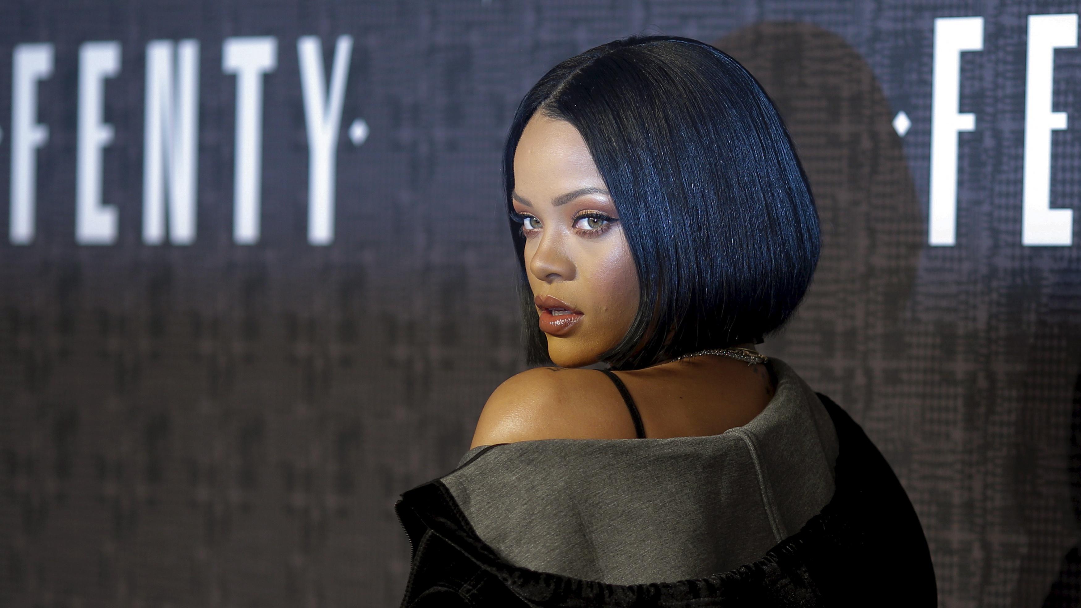 "sale retailer 3edbb 8d8c8 Rihanna is leading Puma into a ""female future"" — Quartz"